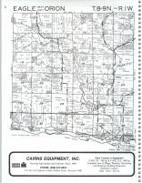 Map Image 002, Richland County 1987